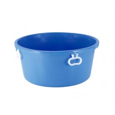 Industrial Plastic Basin with Handles 100L