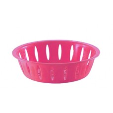Plastic Fruit Basket 7""