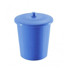 Plastic Storage Bin with Lid 5L