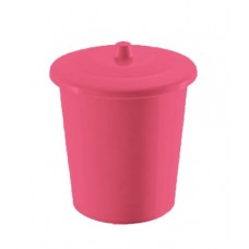 Plastic Storage Bin with Lid 10L
