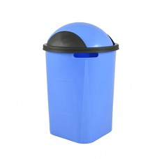 Popular Plastic Dustbin with Swing Lid 18L