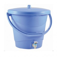 Bucket with Lid & Tap 20L