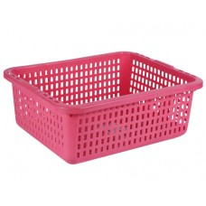 Plastic Kitchen Crate-Large