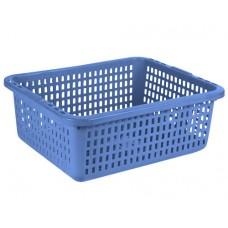 Plastic Kitchen Crate-Medium